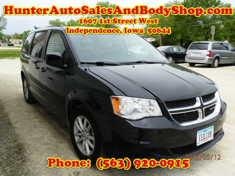 2015 Dodge Grand Caravan SXT Van for Sale